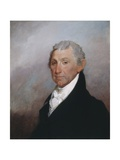 James Monroe, 1817 Giclee Print by Gilbert Stuart