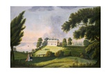 Mount Vernon, 1806 Giclee Print by George Ropes