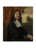 Self-Portrait, C. 1670 Giclee Print by Jan Steen