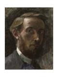 Self-Portrait, Aged 21, 1889 Reproduction procédé giclée par Edouard Vuillard