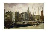 The Damrak, Amsterdam, 1903 Giclee Print by George Hendrik Breitner