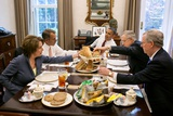 President Barack Obama Lunching with Congressional Leadership, May 16, 2012 Photo