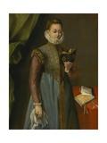 Quintilia Fischieri, C. 1600 Giclee Print by Federico Barocci