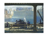 Blue Morning, 1909 Giclee Print by George Bellows