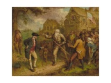 The Return of Rip Van Winkle, 1849 Giclee Print by John Quidor