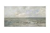 Seascape, 1876 Giclee Print by Charles Francois Daubigny
