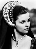 Anne of the Thousand Days, Genevieve Bujold, 1969 Photo
