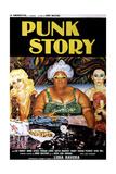 Desperate Living, (aka Punk Story), Liz Renay, Jean Hill, Mink Stole, 1977 Giclee Print