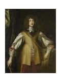 Prince Rupert, 1630-99 Giclée-Druck von Anthony Van Dyck