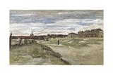 Bleachery at Scheveningen, 1882 Giclee Print by Vincent van Gogh