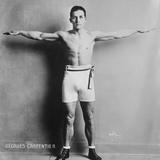 Georges Carpentier, French Boxer, Was known for His Speed, Boxing Skills and His Hard Punch Photo