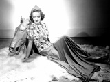 Dark Victory, Bette Davis, in an Ensemble by Orry-Kelly, 1939 Photo