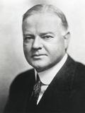 President Herbert Hoover, Ca. 1929 Photo