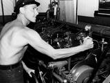 Tugboat Annie Sails Again, Ronald Reagan, 1940 Photo