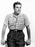Swamp Fire, Buster Crabbe, 1946 Photo
