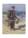 The Shells Fisherman, 1904 Giclee Print by Jan Toorop