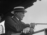 President Warren Harding at Gettysburg Battlefield, July 1, 1922 Photo