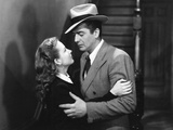 Kiss of Death, from Left: Coleen Gray, Victor Mature, 1947 Photo