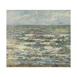 The Sea Near Katwijk, 1887 Giclee Print by Jan Toorop