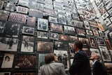 President Barack Obama Tours the United States Holocaust Memorial Museum in Washington, D.C. Photo
