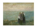 Women at the Sea, 1885-97 Giclee Print by Jan Toorop