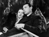Stranded, from Left, Kay Francis, George Brent, 1935 Photo