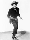 Gunfighters of Abilene, Buster Crabbe, 1960 Photo