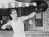 Georges Carpentier, French Boxer, Fought as a Light Heavyweight and Heavyweight from 1908 to 1926 Photo