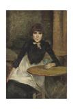 A La Bastille (Jeanne Wenz), 1888 Lámina giclée por Henri Toulouse-Lautrec