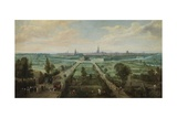 View of Antwerp, 1656 Giclee Print by Jan Wildens