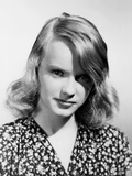 So Young So Bad, Anne Francis, 1950 Photo
