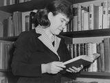 Dr. Margaret Mead, American Cultural Anthropologist, Ca. 1930 Photo