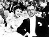 The Great Ziegfeld, Form Left: Luise Rainer, William Powell, 1936 Photo