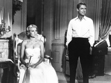 To Catch a Thief, from Left: Grace Kelly, Cary Grant, 1955 Photo