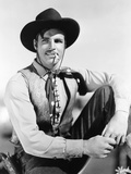 Drift Fence, Buster Crabbe, 1936 Photo