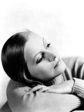 Anna Christie, Greta Garbo, 1930 Photographie