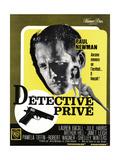 Harper, (aka Detective Prive), Paul Newman, Pamela Tiffin, 1966 Giclee Print