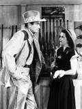 The Macomber Affair, from Left, Gregory Peck, Joan Bennett, 1947 Photo