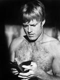 The Sting, Robert Redford, 1973 Photo
