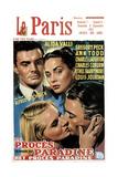 The Paradine Case, (AKA Le Proces Paradine), 1947 Giclee Print