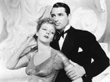 Enter Madame, from Left: Elissa Landi, Cary Grant, 1935 Photo