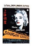 Shanghai Express, Marlene Dietrich, 1932 Giclee Print