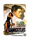 The Killers, (AKA I Gangsters), Ava Gardner, Burt Lancaster, 1946 Giclee Print