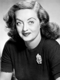 All About Eve, Bette Davis, 1950 Photo