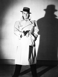 A Bullet for Joey, George Raft, 1955 Photo
