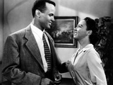 Bright Road, from Left, Harry Belafonte, Dorothy Dandridge, 1953 Photo