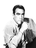The Buccaneer, Anthony Quinn, 1958 Photo