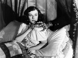 The Cat and the Canary, Paulette Goddard, 1939 Photo