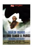 Last Tango in Paris, (AKA Ultimo Tango a Parigi), Marlon Brando, 1972 Giclee Print