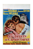 Under Capricorn, (AKA Les Amants Du Capricorne), Ingrid Bergman, Joseph Cotten, 1949 Giclee Print